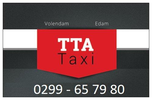 TTA Taxi Edam Volendam
