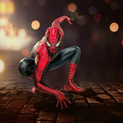 spiderman, character, superhero